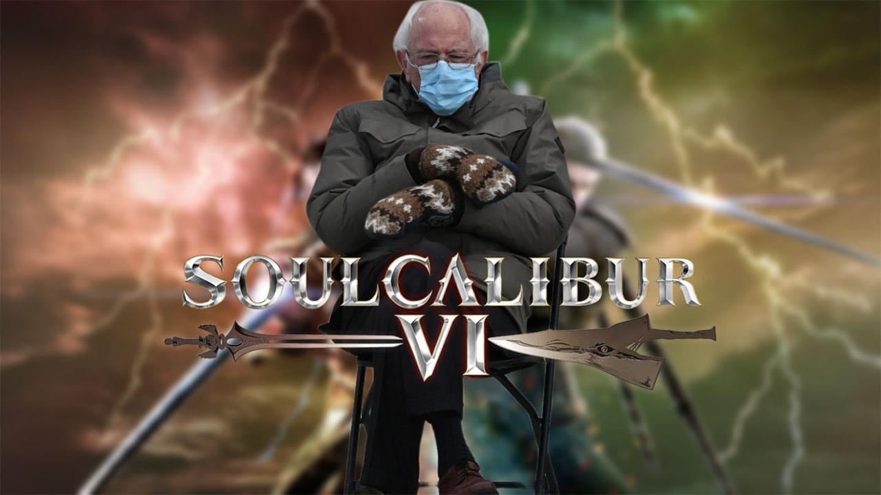 Bernie Sanders diventa un personaggio giocabile in SoulCalibur 6 con una nuova mod