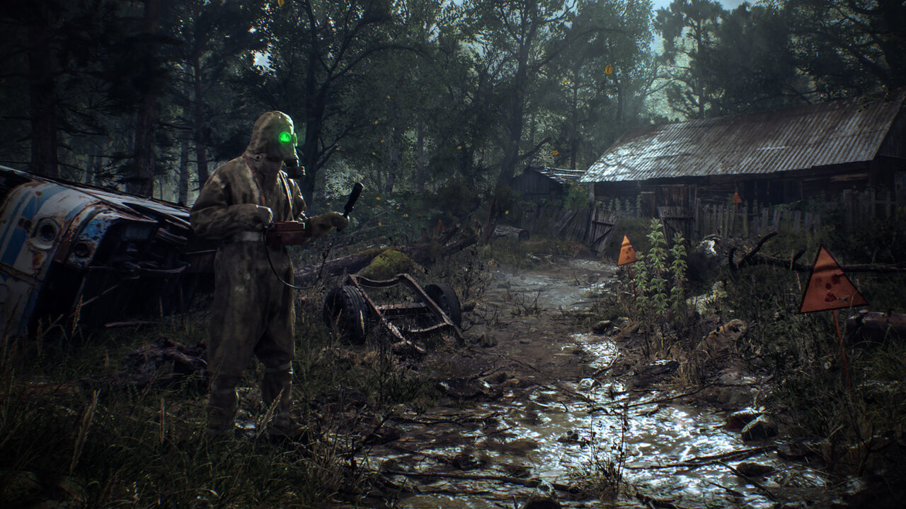 Chernobylite, nuovo gameplay trailer dall'IGN Expo 2021