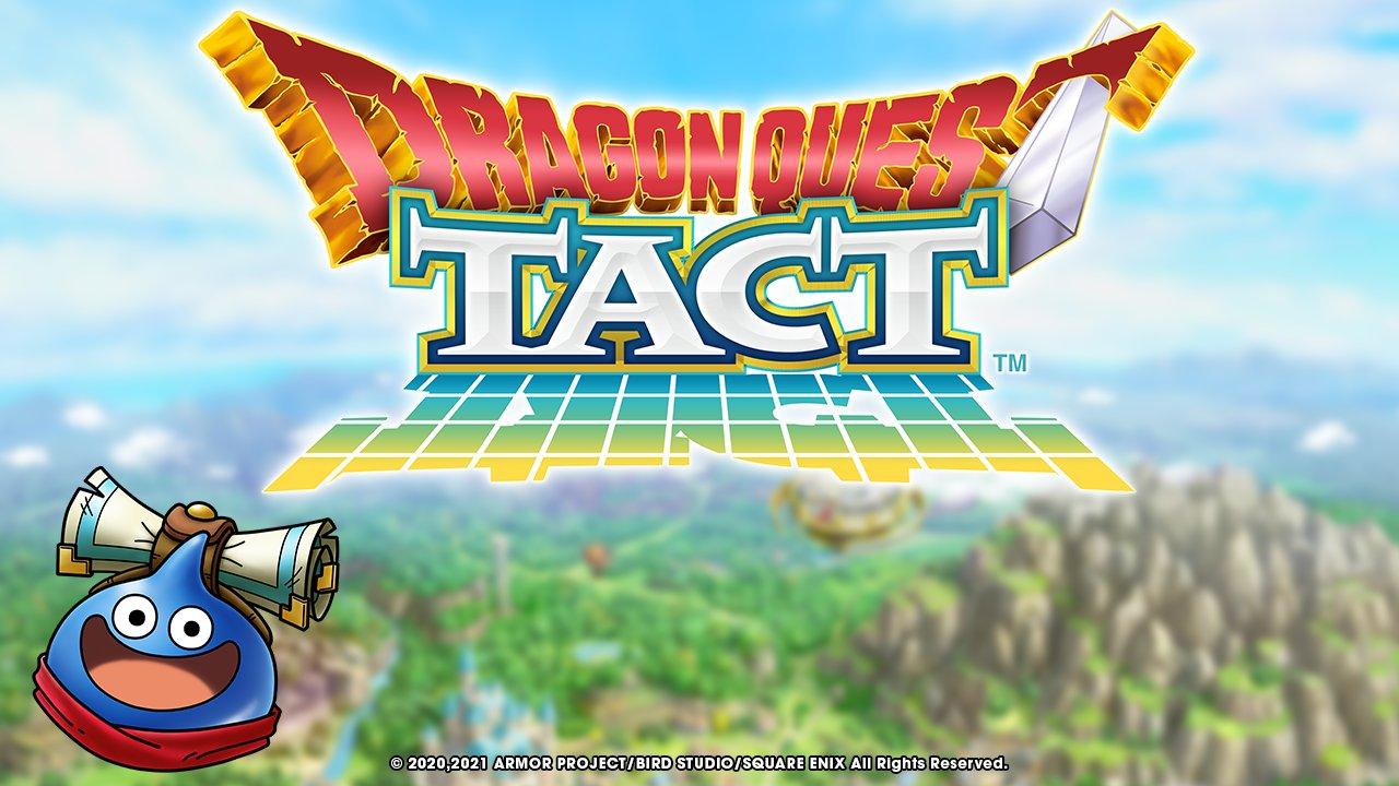 Dragon Quest Tact arriva in Occidente, e c'è già una data di uscita