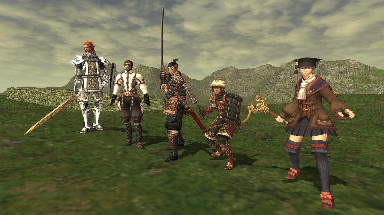 Final Fantasy 11 continuerà ad aggiornarsi anche nel 2021