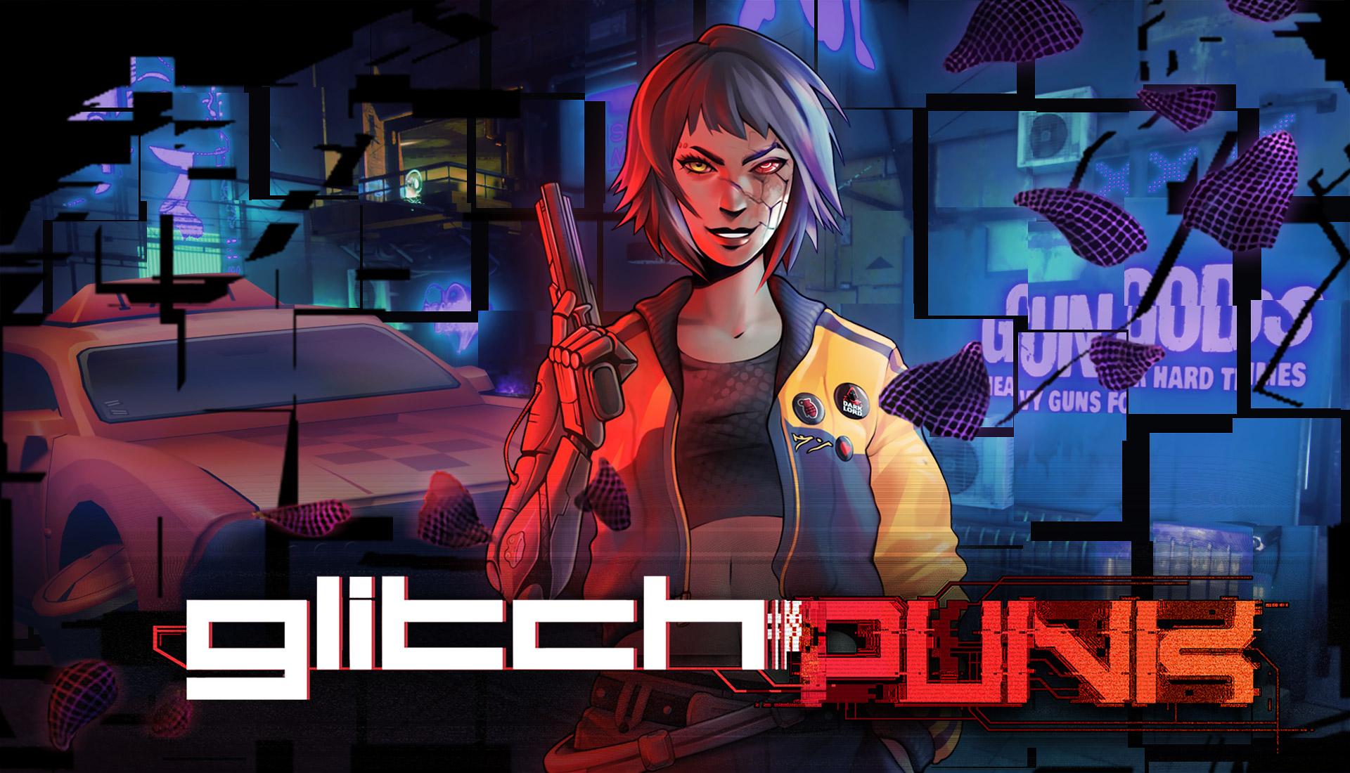 Glitchpunk, annunciata la data di uscita della versione in accesso anticipato