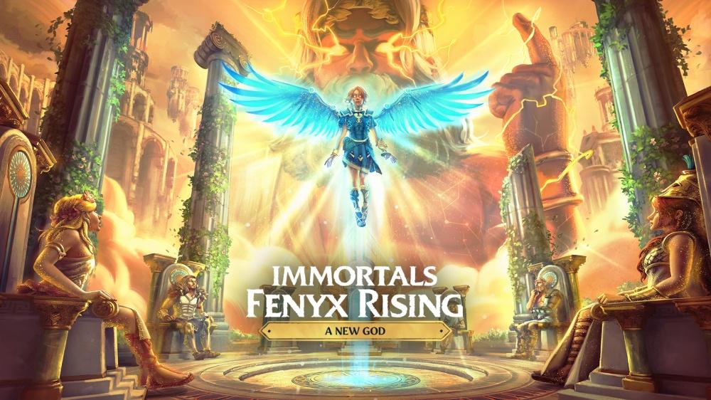 Immortals Fenyx Rising, l'espansione A New God potrebbe arrivare prima del previsto