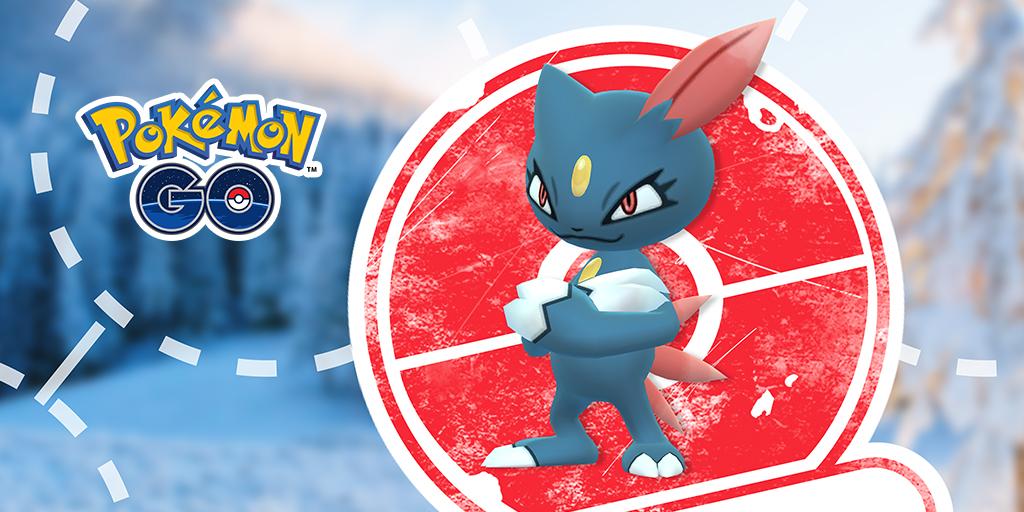Pokémon GO, Sneasel protagonista della nuova Ricerca Mirata di fine gennaio