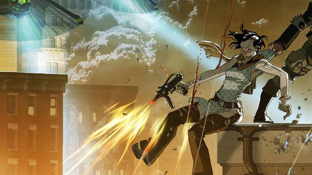 Revolver, un gioco di BioWare cancellato, si mostra in alcune concept art