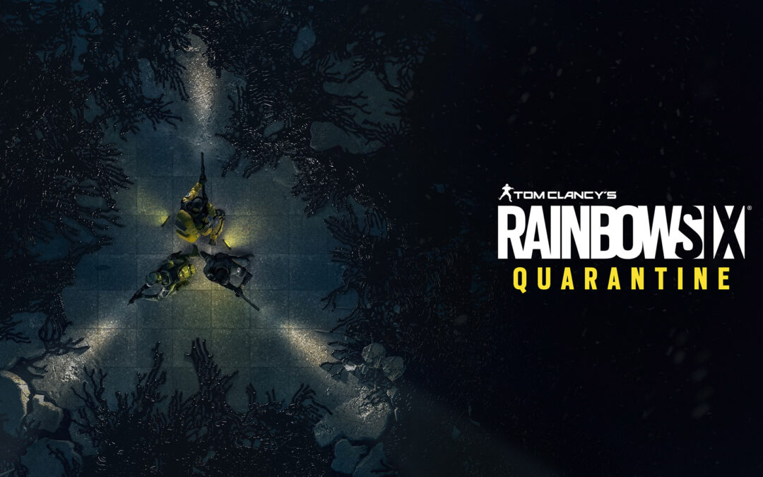 Rainbow Six Quarantine, leakato con un video del breve gameplay