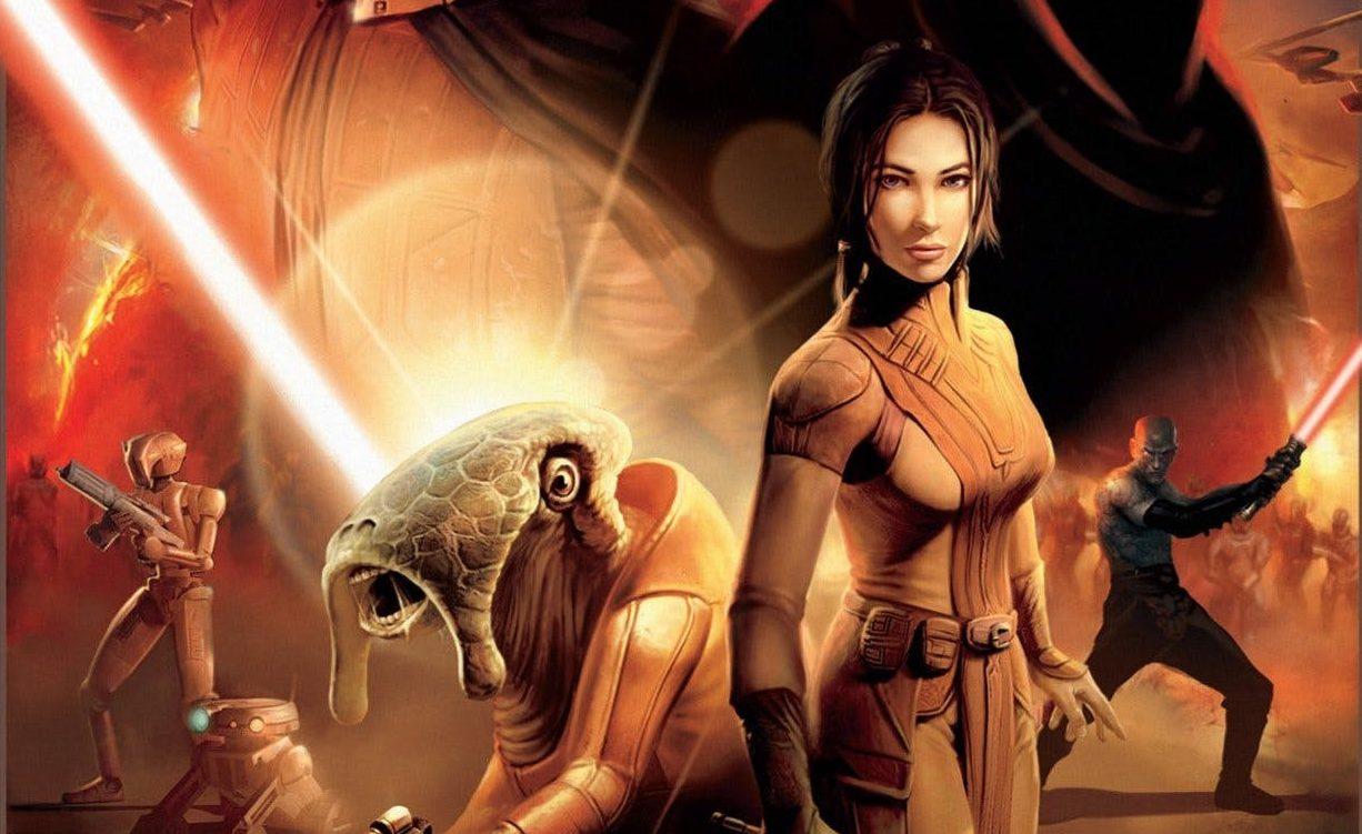 Star Wars Knights of the Old Republic arriva su Switch a novembre