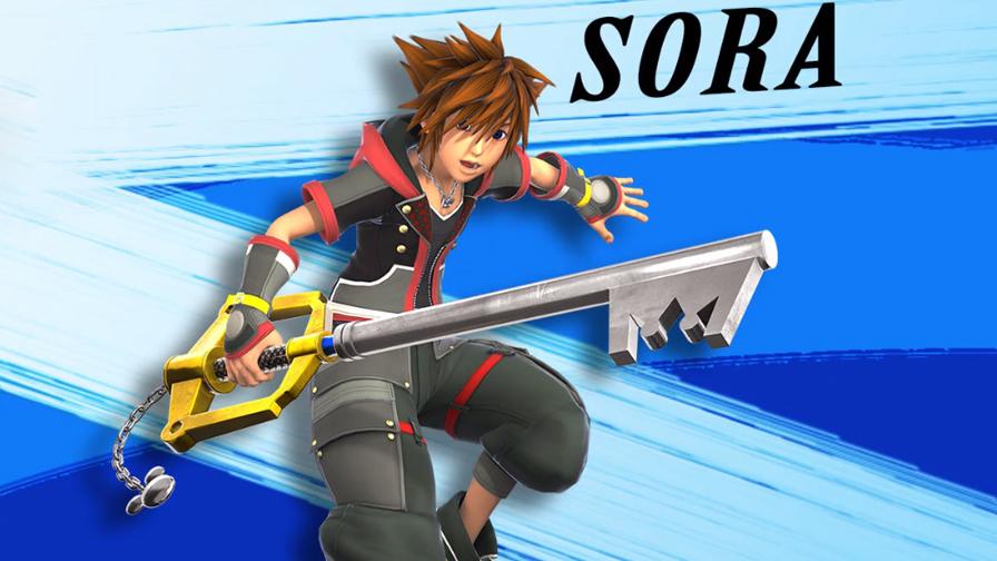 Super Smash Bros. Ultimate, un modder aggiunge Sora di Kingdom Hearts