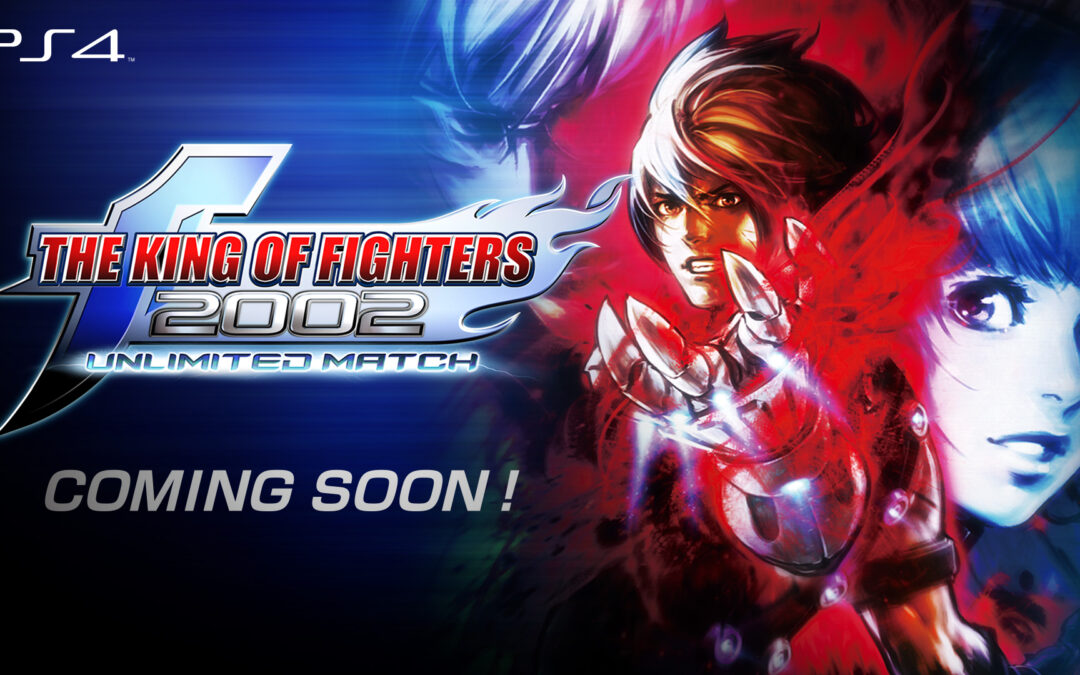 The King of Fighters 2002 Unlimited Match è in arrivo su PS4