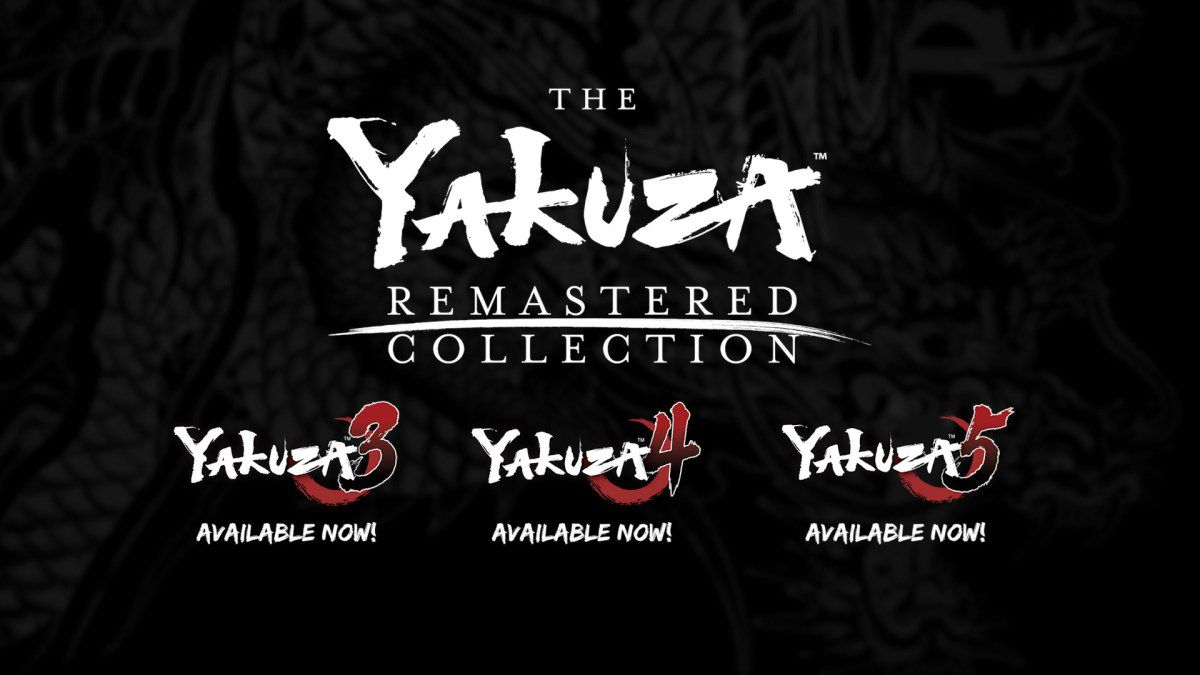 Yakuza Remastered Collection ora disponibile su PC e Xbox, pubblicati i requisiti di sistema