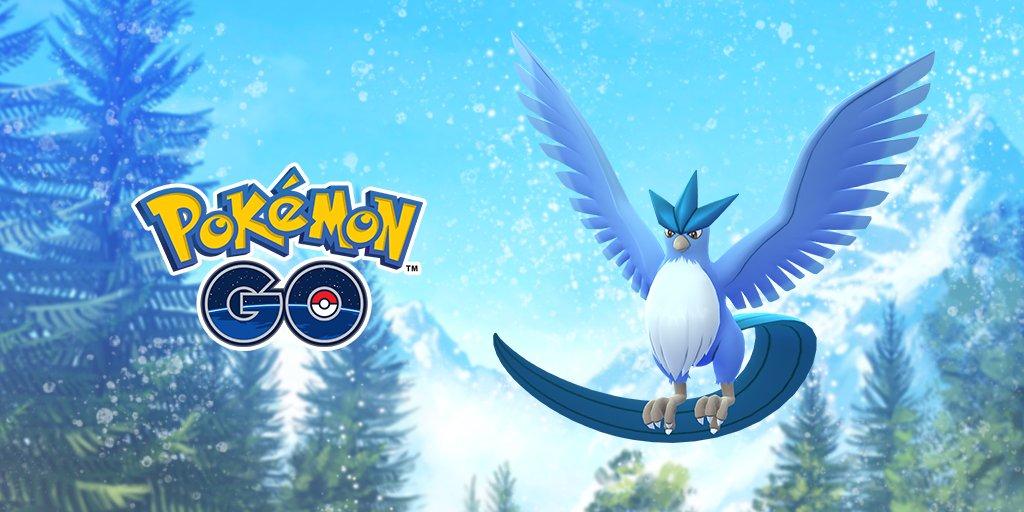 Pokémon GO, guida al raid di Articuno: migliori counters e debolezze
