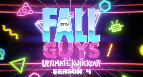 Fall Guys, la Stagione 4 porterà i giocatori nel futuro