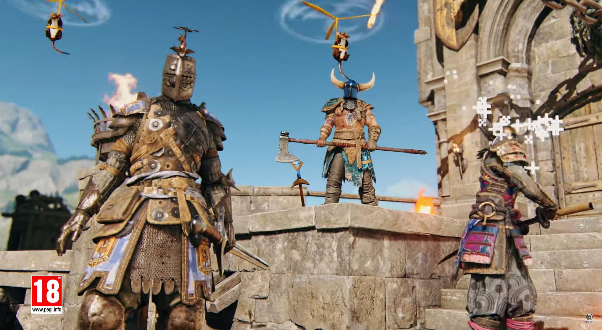 For Honor riceverà un crossover con Shovel Knight per inaugurare l'Anno 5
