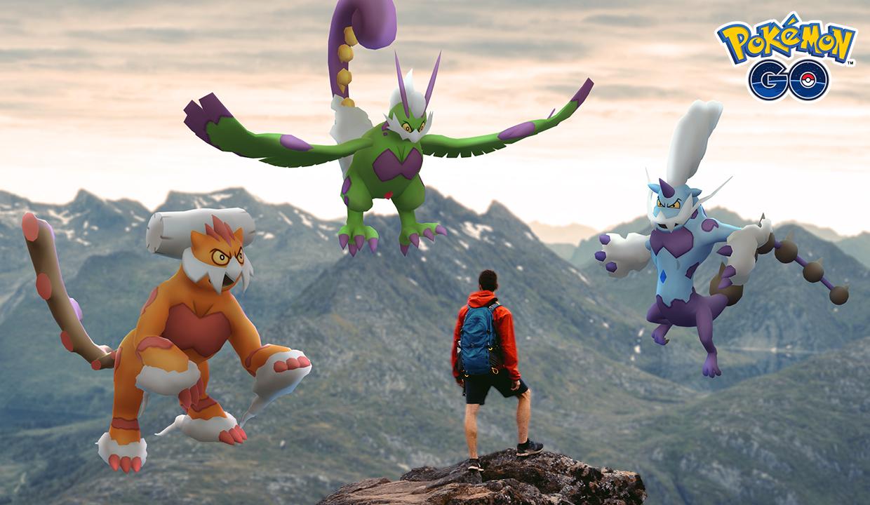 Pokémon GO, svelata la Stagione delle Leggende: inizia a marzo, i primi dettagli