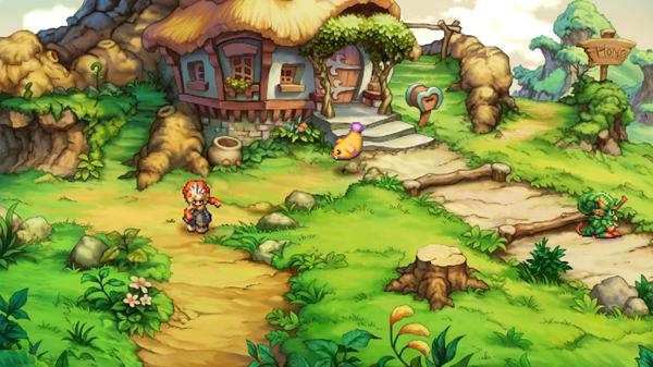 Legend of Mana, annunciata una remastered per PC, PS4 e Nintendo Switch, esce a giugno