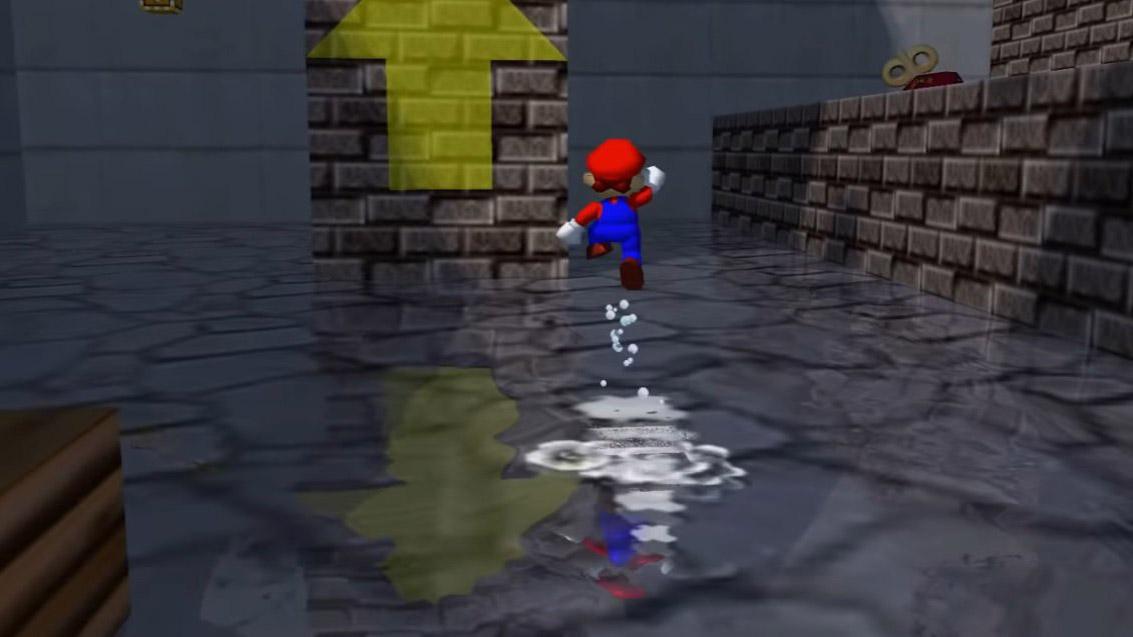 Super Mario 64 su PC con il ray-tracing? Certo
