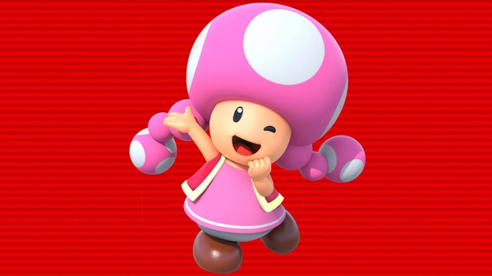 Super Mario 3D World + Bowser's Fury contiene dei file di Toadette