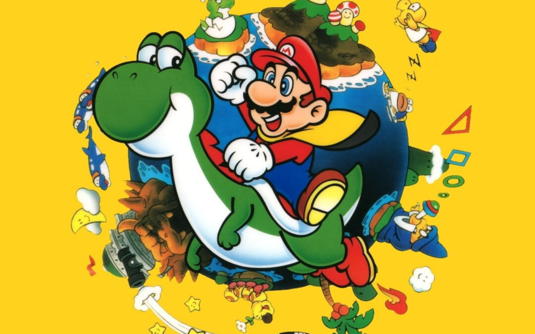 Super Mario World, un fan ricrea la colonna sonora con dei campioni audio di un leak