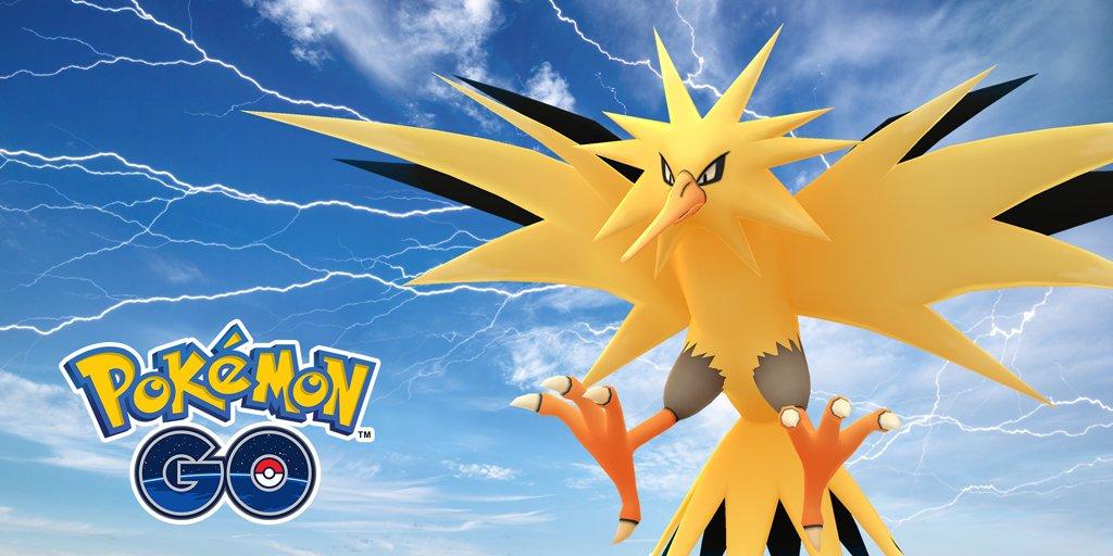 Pokémon GO, guida al raid di Zapdos: debolezze e migliori counters da sfruttare