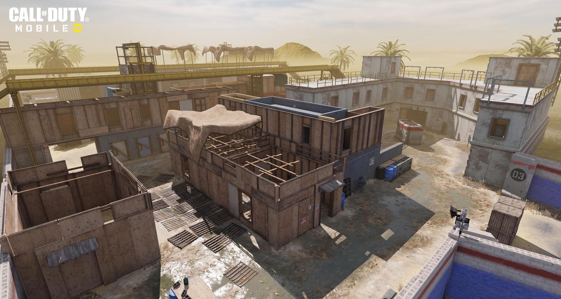 Call of Duty Mobile, in arrivo nella Stagione 2 delle mappe di Modern Warfare