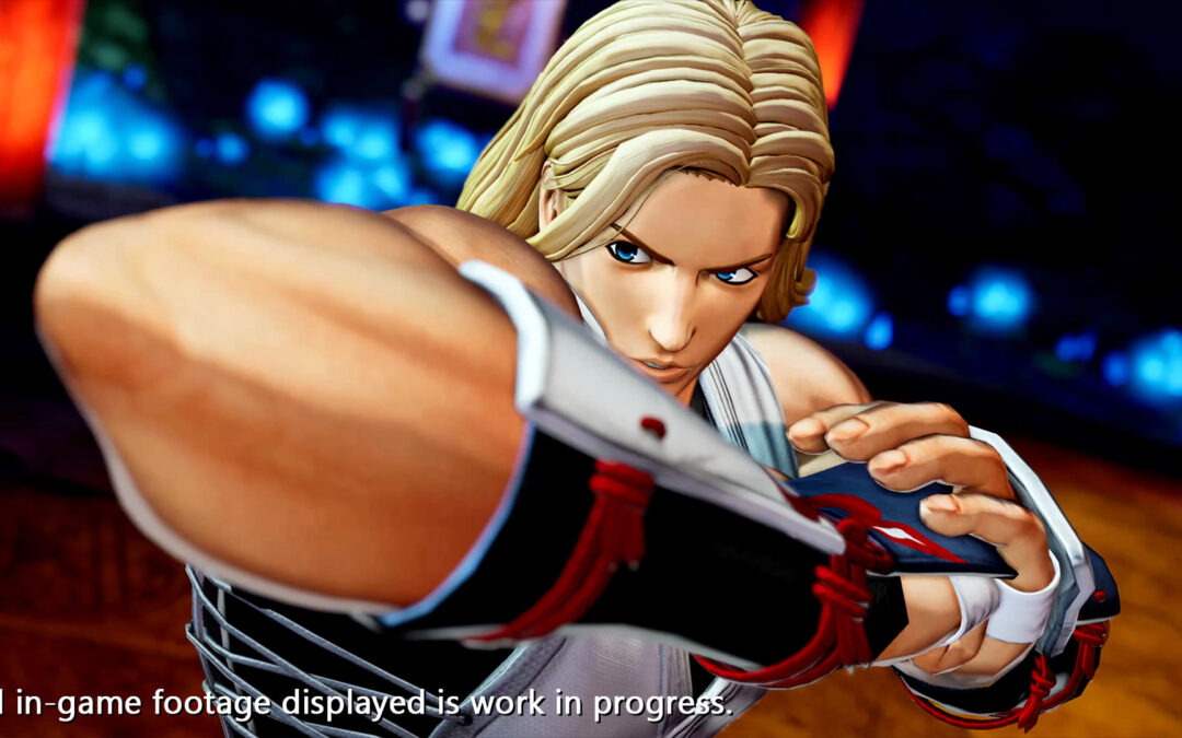 The King of Fighters XV, è il turno di Andy Bogard: nuovo trailer