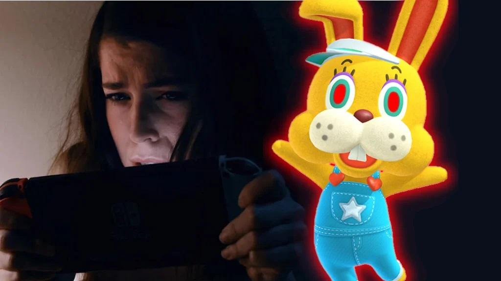 Animal Crossing New Horizons, il cortometraggio horror Don't Peek diventerà un film