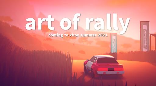 Art of Rally, annunciata la data di uscita delle versioni Xbox e Nintendo Switch