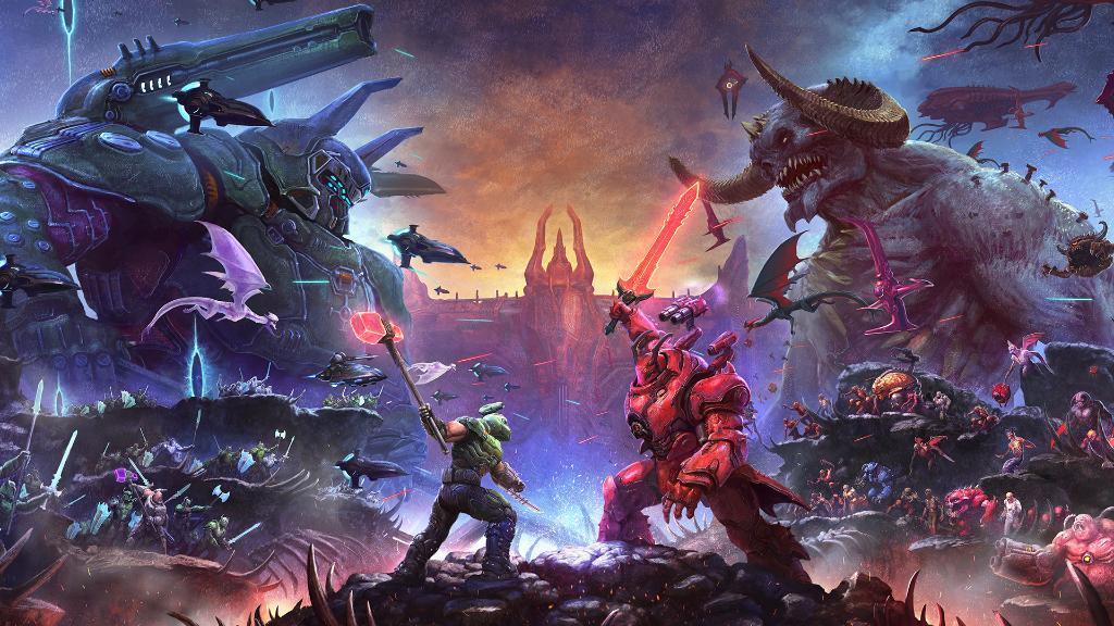Doom Eternal, trailer del DLC The Ancient Gods Parte 2 in arrivo la prossima settimana