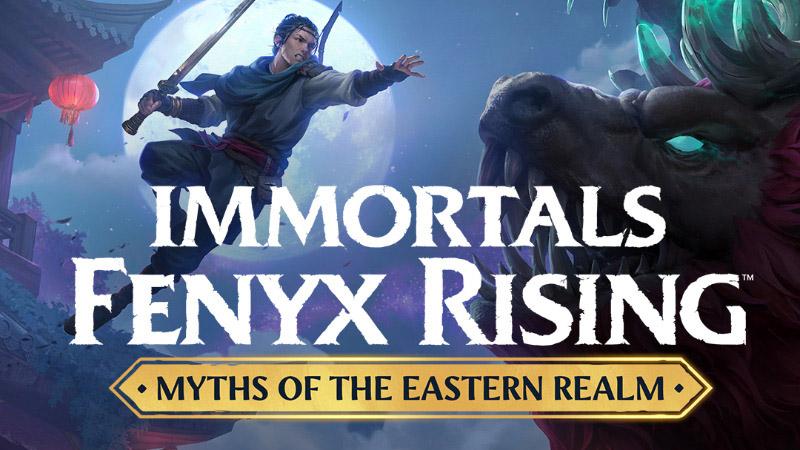 Immortals Fenyx Rising, DLC Miti del Regno d'Oriente ora disponibile