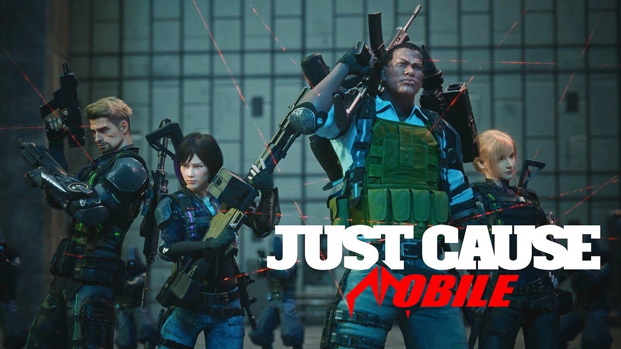 Just Cause Mobile rinviato al 2022, annuncia Square Enix