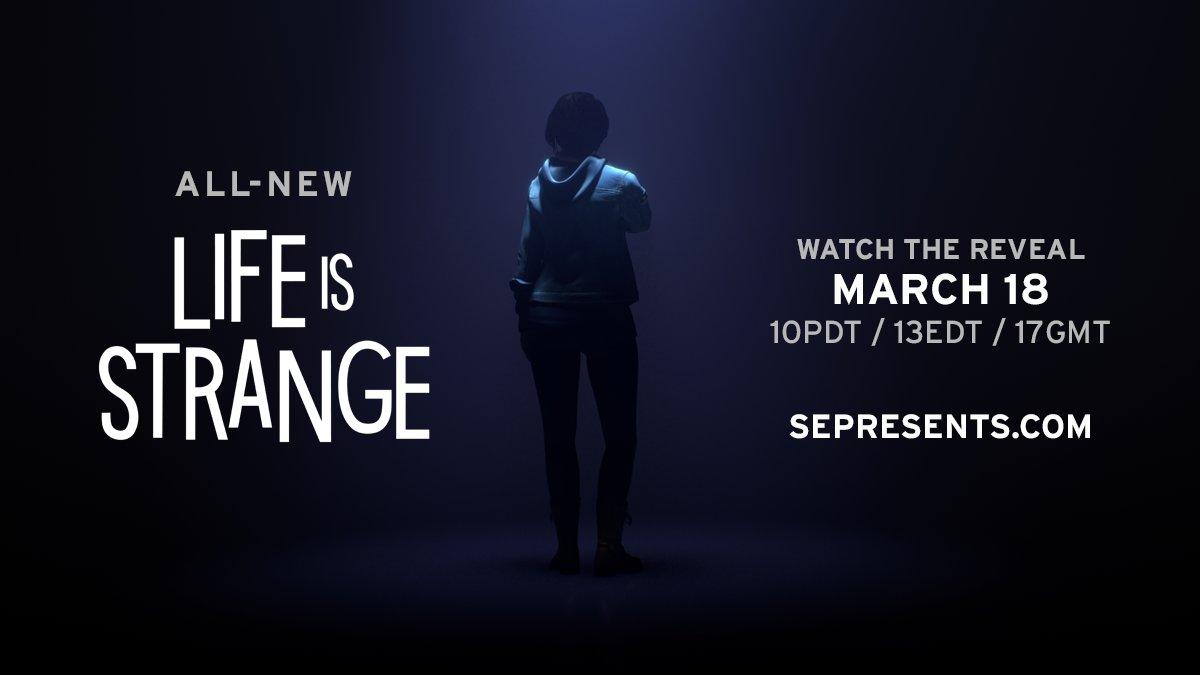 Life is Strange, Square Enix pubblica un teaser del personaggio principale del nuovo gioco