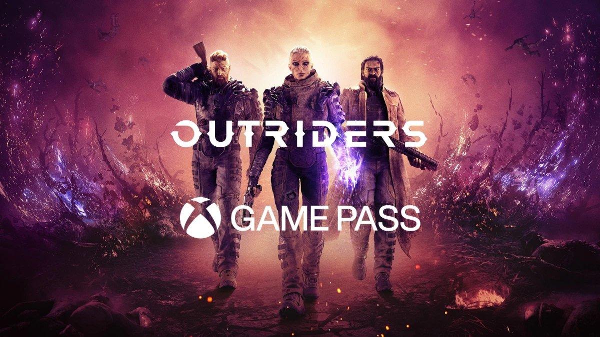 Outriders, Square Enix positiva sul lancio in Xbox Game Pass