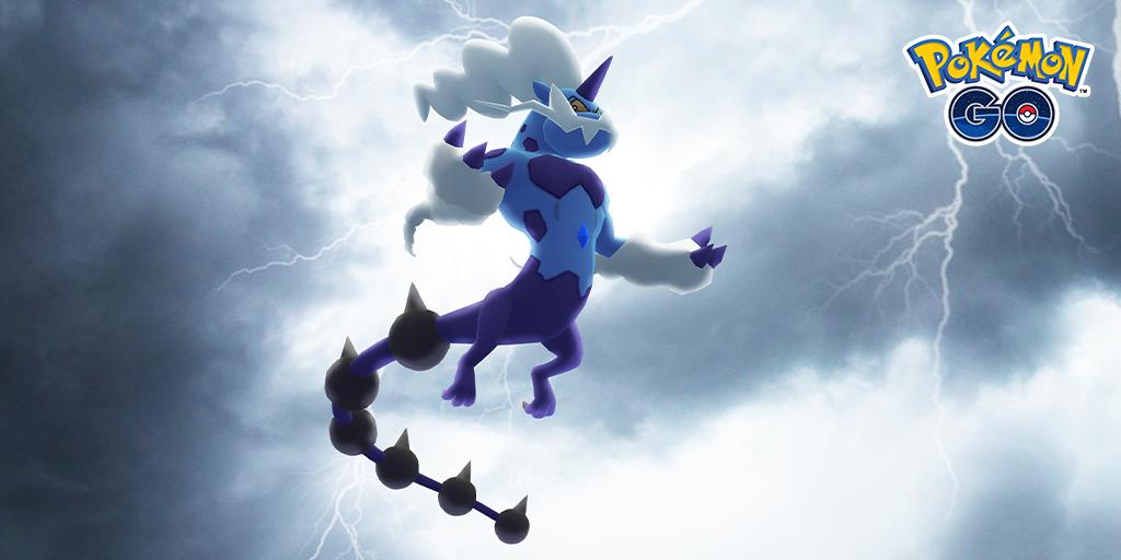 Pokémon GO, guida raid Thundurus: migliori attaccanti, debolezze e Shiny