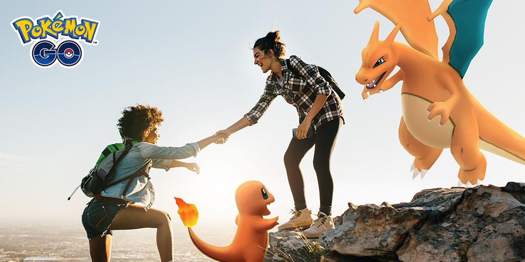 Pokémon GO, il sistema di inviti degli amici è ora disponibile