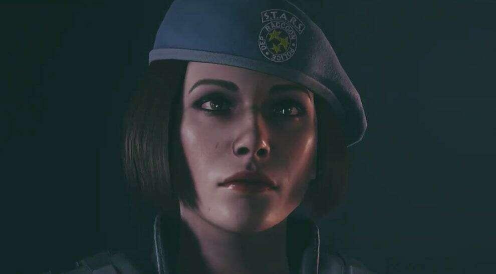 Rainbow Six Siege, Jill Valentine di Resident Evil è arrivata nello sparatutto come skin