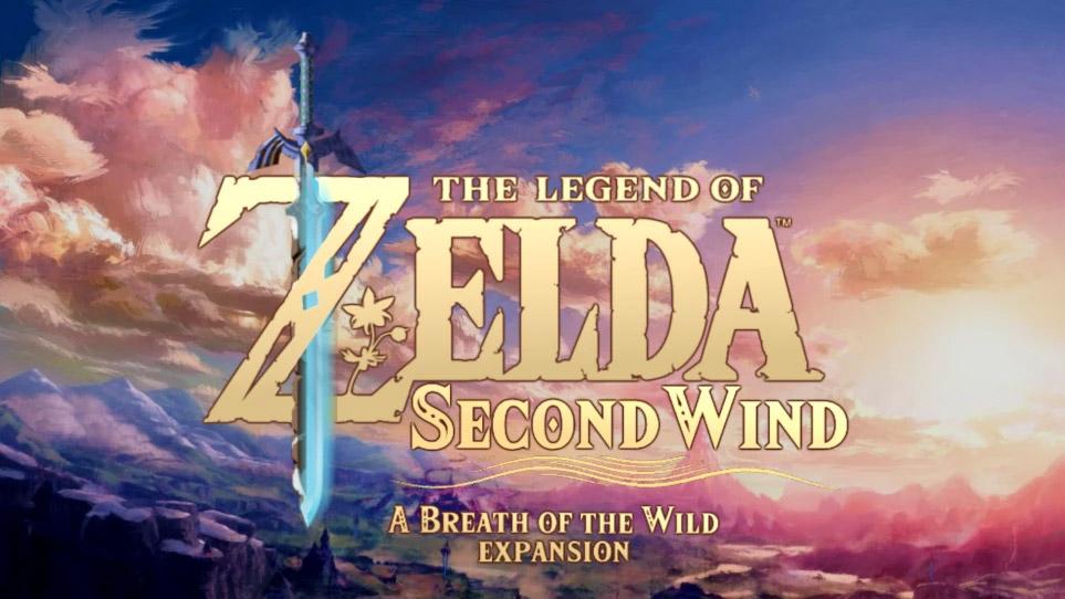 The Legend of Zelda Breath of the Wild, Second Wind è una nuova mod grande quanto un'espansione