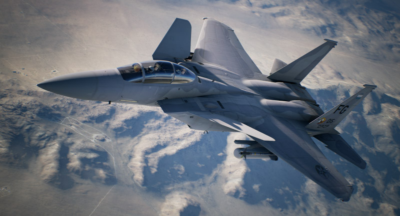 Ace Combat 7 Skies Unknown, nuovo DLC Experimental Aircraft Series in arrivo in primavera