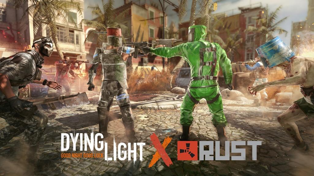 Dying Light riceve un DLC crossover con Rust