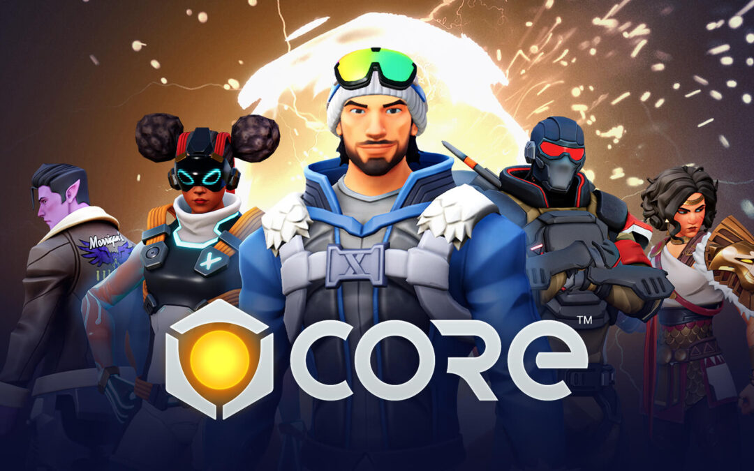 Core è ora disponibile su Epic Games Store: è un nuovo sandbox in stile Roblox