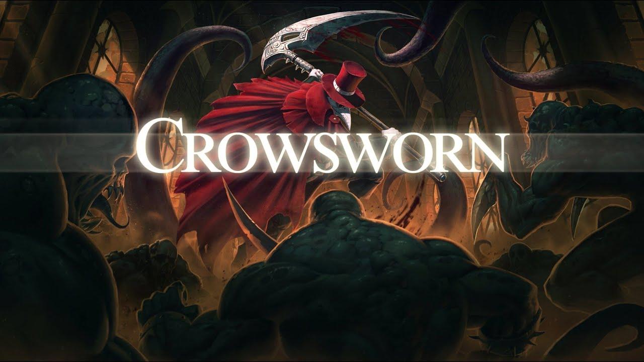 Crowsworn è un nuovo metroidvania molto simile a Hollow Knight