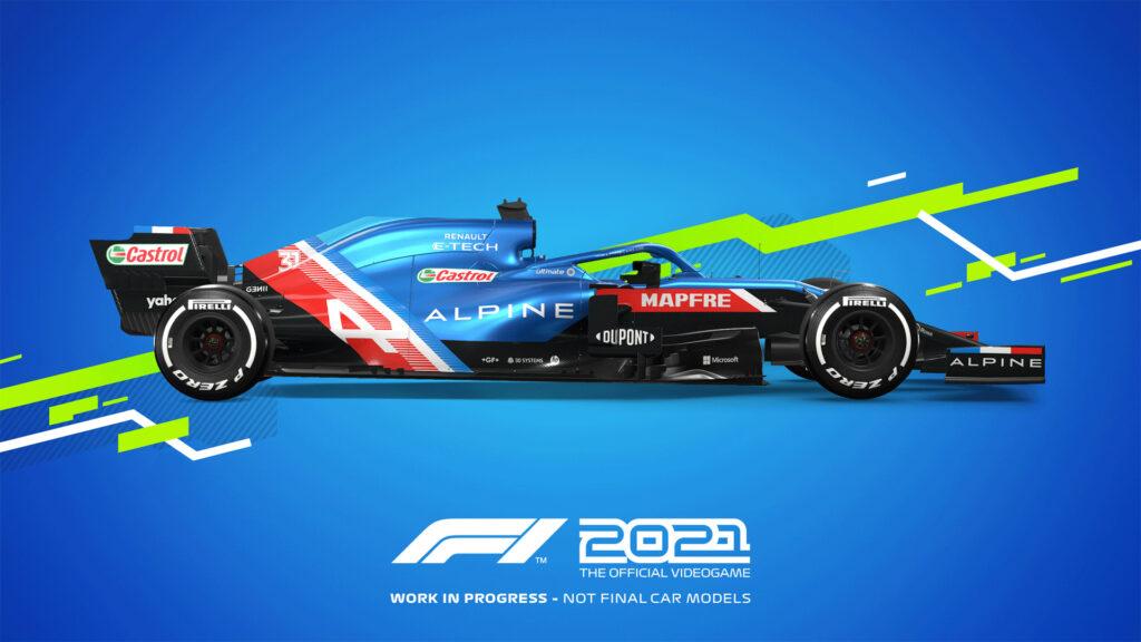 F1 2021 annunciato con data di uscita: è il primo gioco ...