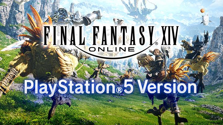 Final Fantasy 14, l'open beta della versione PS5 inizia il 13 aprile