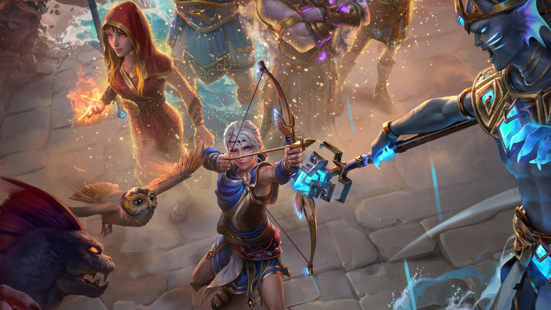 Immortals Fenyx Rising, il DLC Gli Dei Perduti è ora disponibile: trailer di lancio