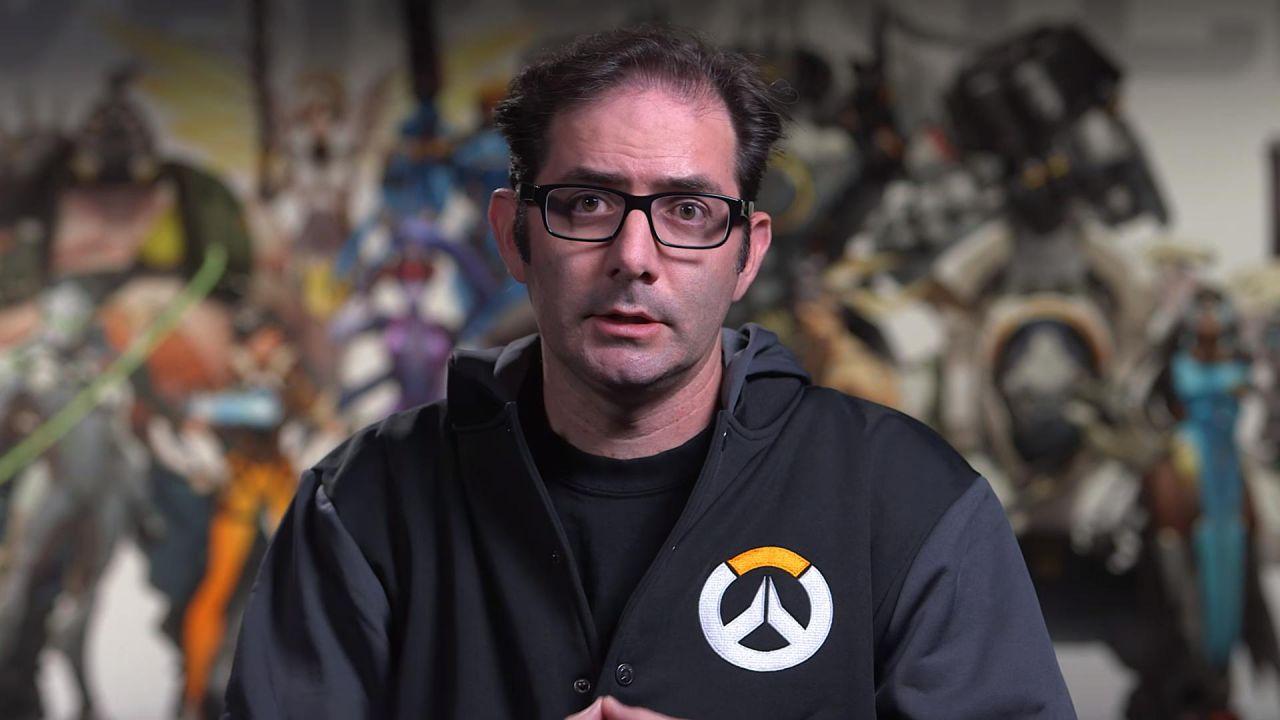 Overwatch, il game director Jeff Kaplan lascia Blizzard dopo quasi 20 anni