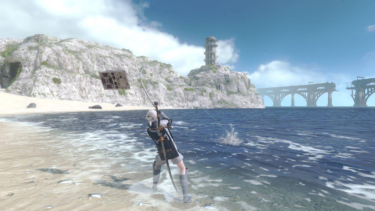 NieR Replicant si trasforma in uno slow life RPG: incredibili cambiamenti nel nuovo trailer
