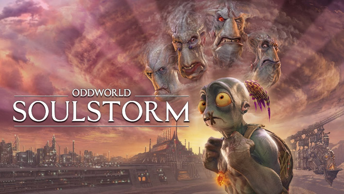 Oddworld Soulstorm, upgrade gratis da PS4 a PS5, requisiti PC e nuovi video gameplay