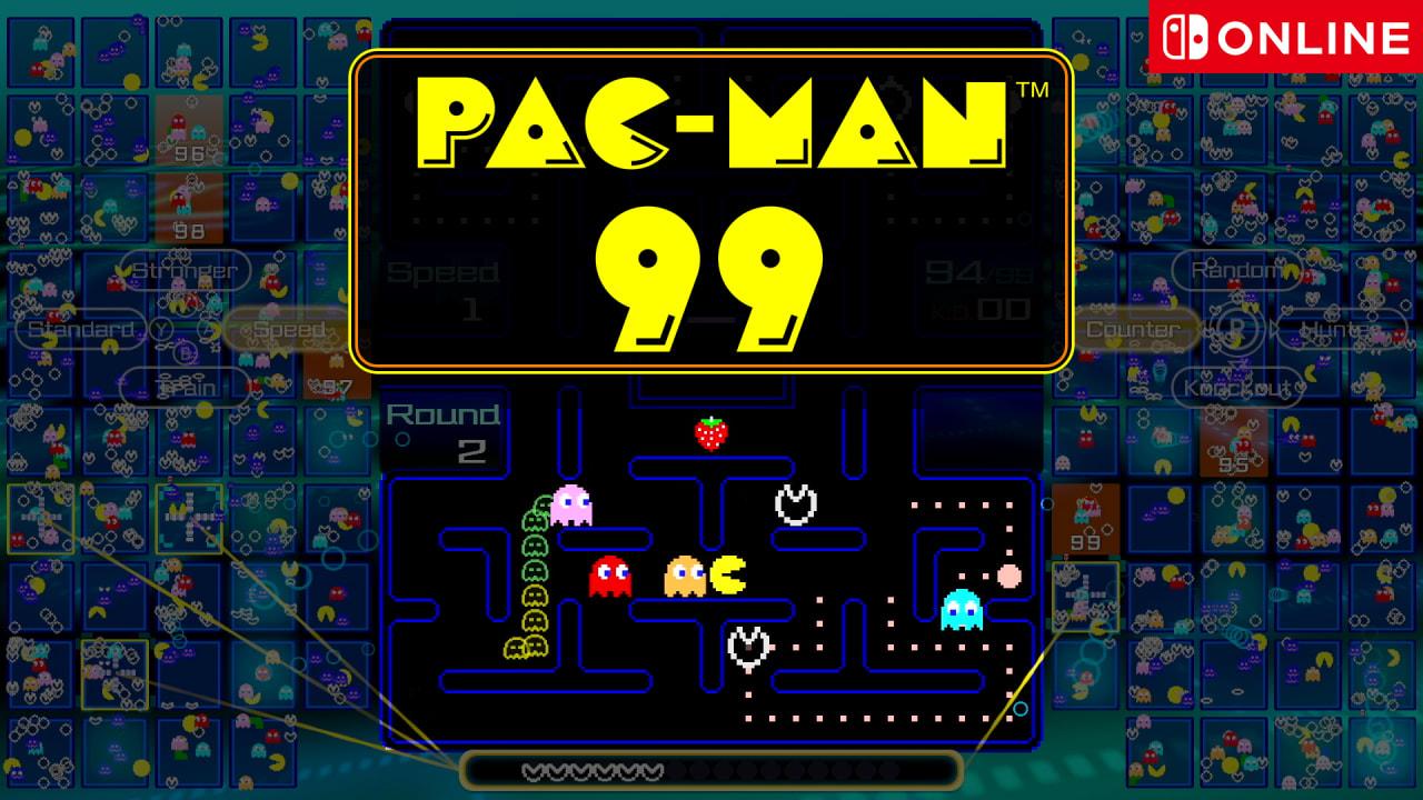 Pac-Man 99 è ora disponibile, pubblicato il trailer dei DLC