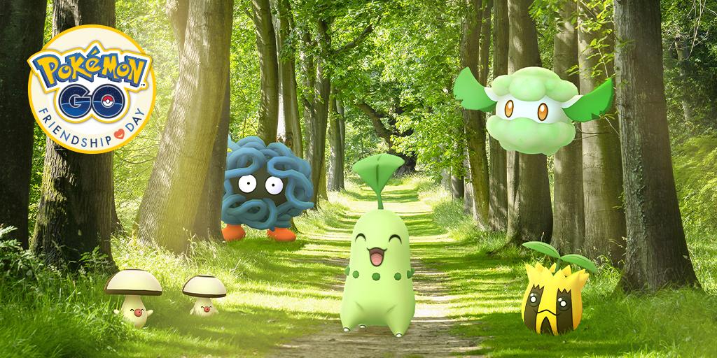 Pokémon GO, svelato il nuovo evento Giornata degli Amici: data e dettagli