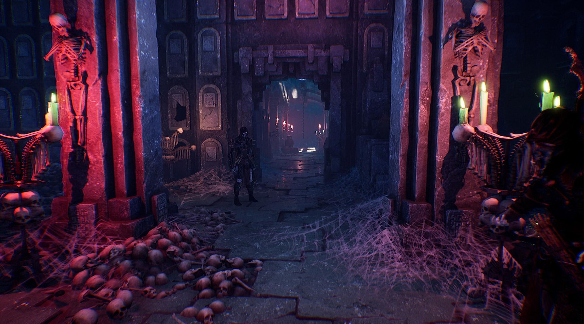 Project Lilith annunciato per PC da PlayWay, è un nuovo GDR fantasy