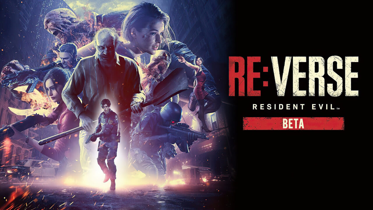 Resident Evil Re:Verse, al via il pre-load della Open Beta su PC, PS4 e Xbox One