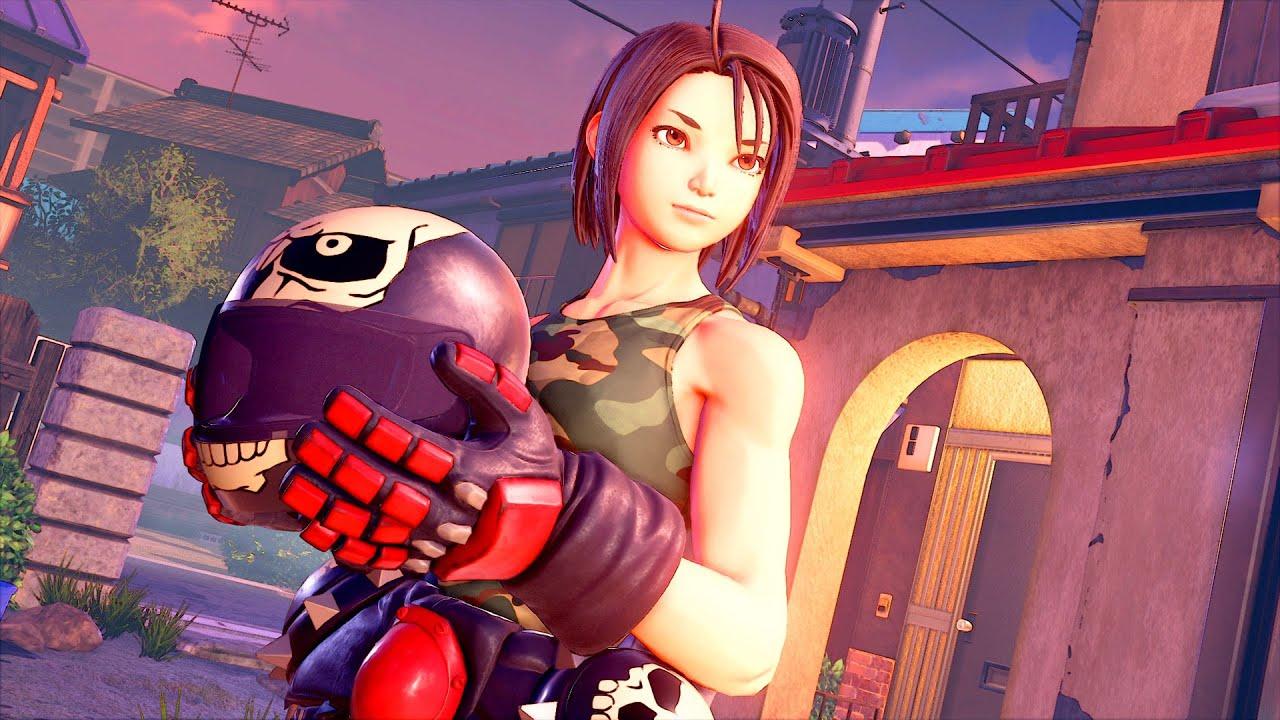 Street Fighter 5 Champion Edition, Rose arriva a metà mese: dettagli su Oro e trailer per Akira Kazama
